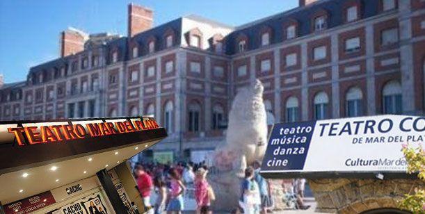 Temporada teatral Mar del Plata