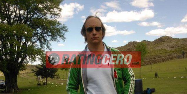 La increíble transformación de Nico Vázquez para su protagónico en el cine