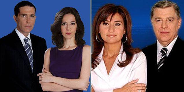 Los ratings de la tarde del viernes: Telenoche 6.5; Telefe Noticias 6.3