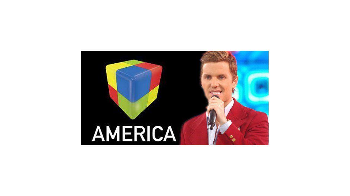 Santiago del Moro, la apuesta de América para el prime time del verano 2013