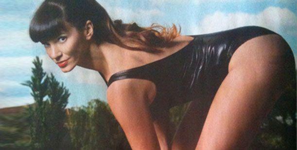 El sensual y provocativo regreso de Griselda Siciliani a la revista Gente