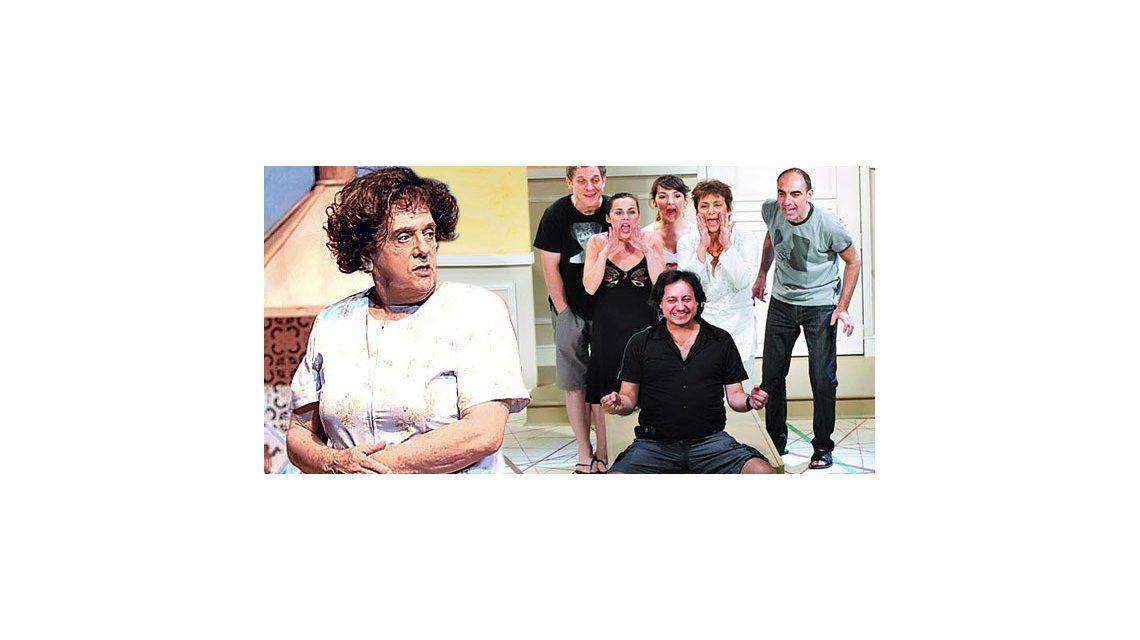Toc Toc reemplaza a Antonio Gasalla en el Teatro Mar del Plata
