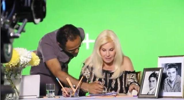Susana Giménez, con comedor nuevo, se prepara para el 2013