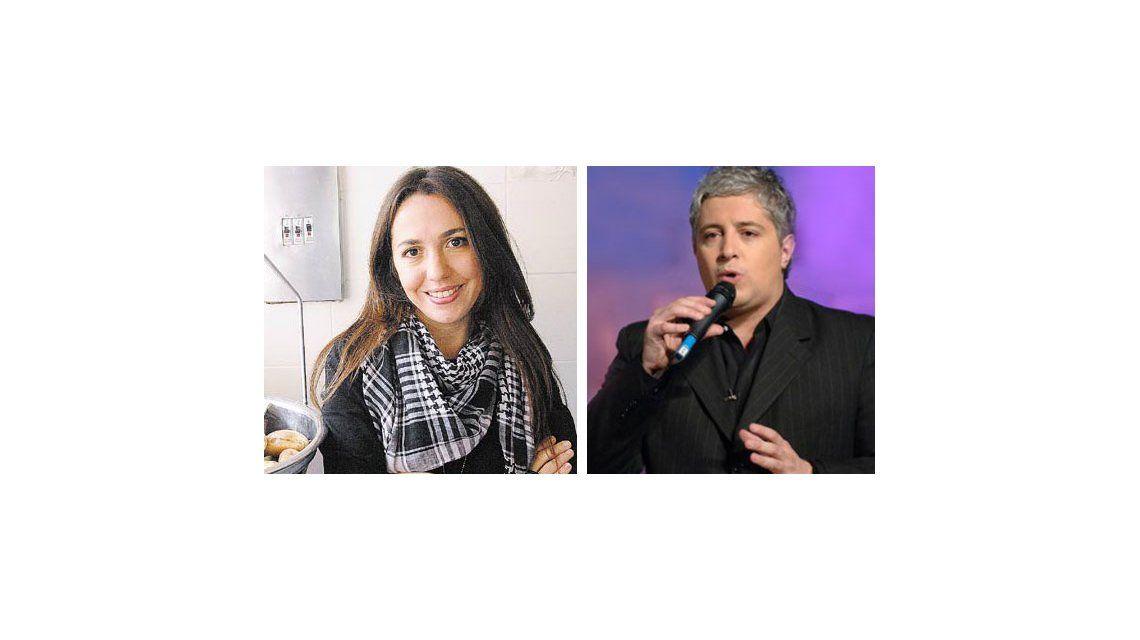 La cocina de Mariano Peluffo y Narda Lepes: el animador vuelve a la televisión