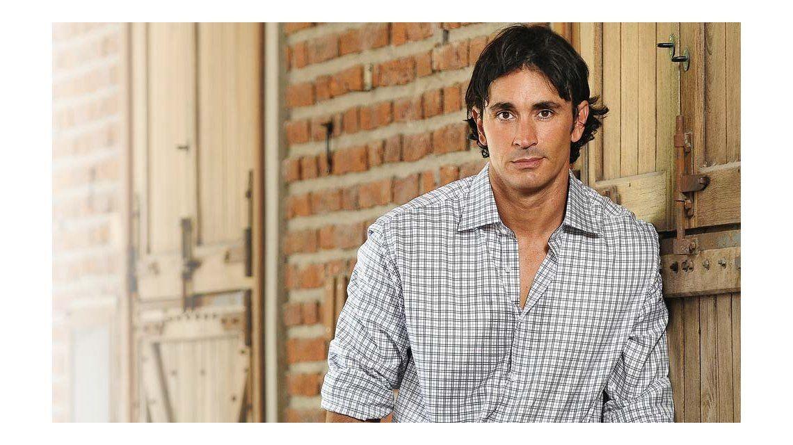 Sebastián Estevanez responde sin filtro a la pregunta ¿Sos de madera como actor?