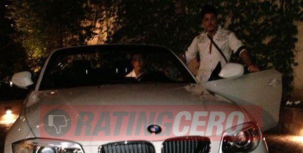 Fort le regaló un auto a su novio y lo vende como El nuevo Rodrigo