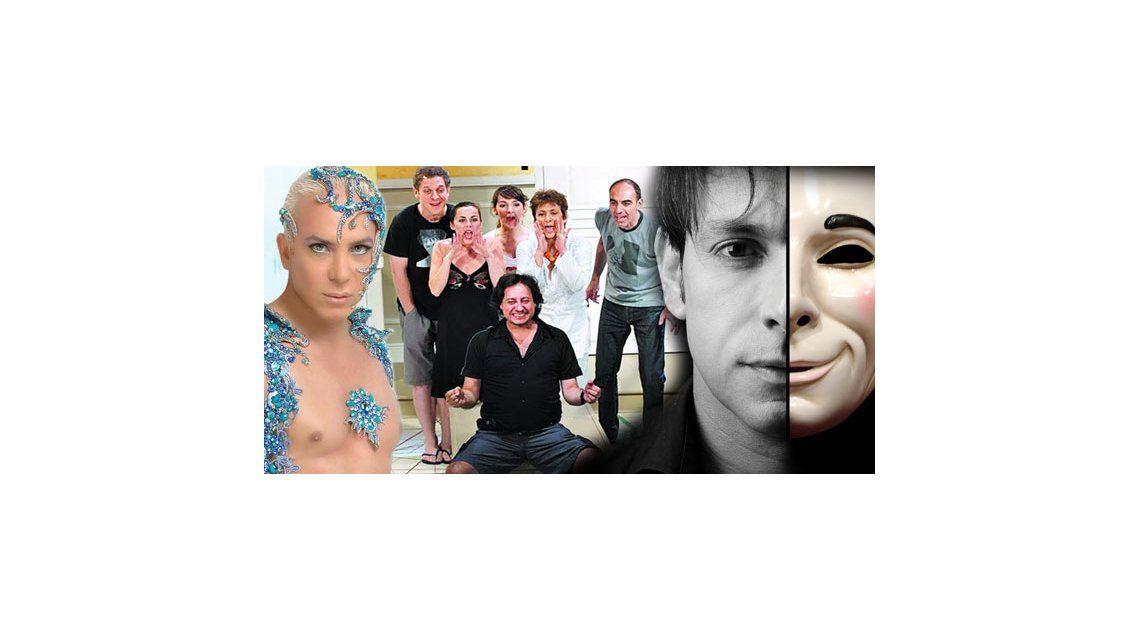 Las cinco obras más vistas en Buenos Aires