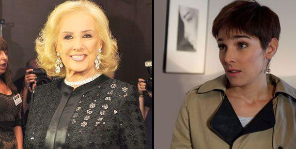 Juanita Viale, polémica con Mirtha Legrand: Yo quería una abuela normal