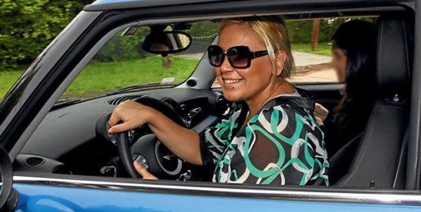 Verónica Ojeda, embarazada de Maradona, fue trasladada al sanatorio Los Arcos