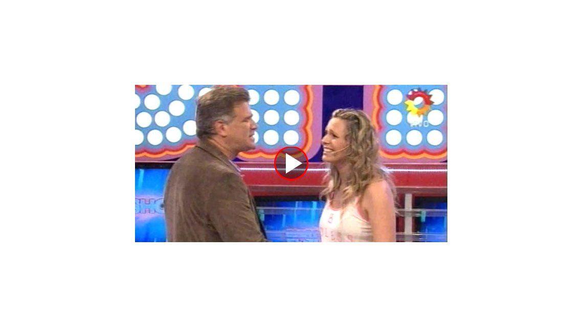 Teto Medina y Denise Dumas: tanto lío y al final se reconciliaron en cámara
