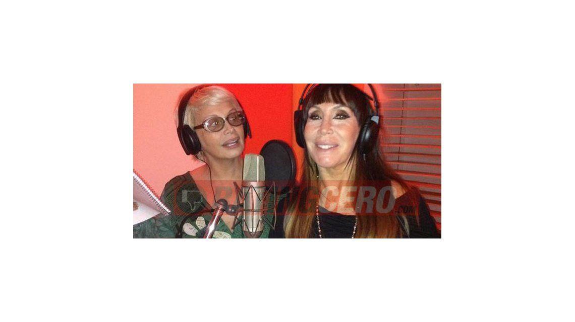 Carmen y Moria a las trompadas en la marquesina de Escandalosas