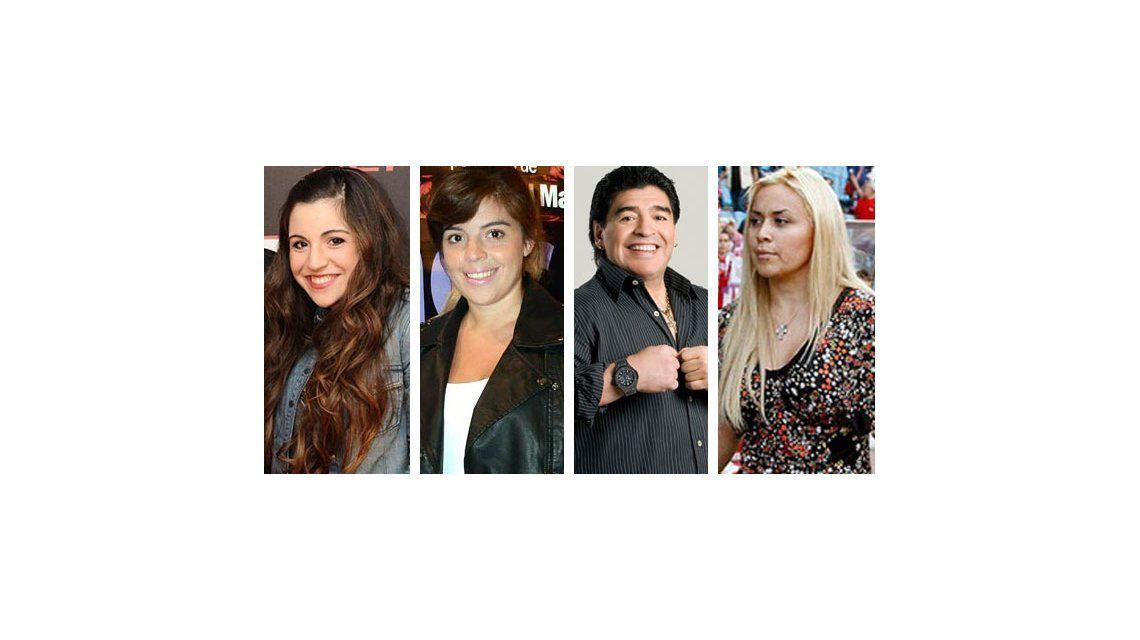 Verónica Ojeda a Maradona: Quedate con tus hijas y toda la mierda que te rodea