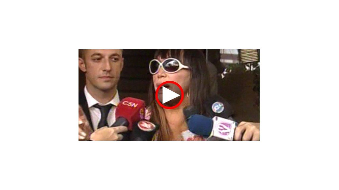 Moria quiere ser juzgada en Argentina y no en Paraguay por la causa de las joyas