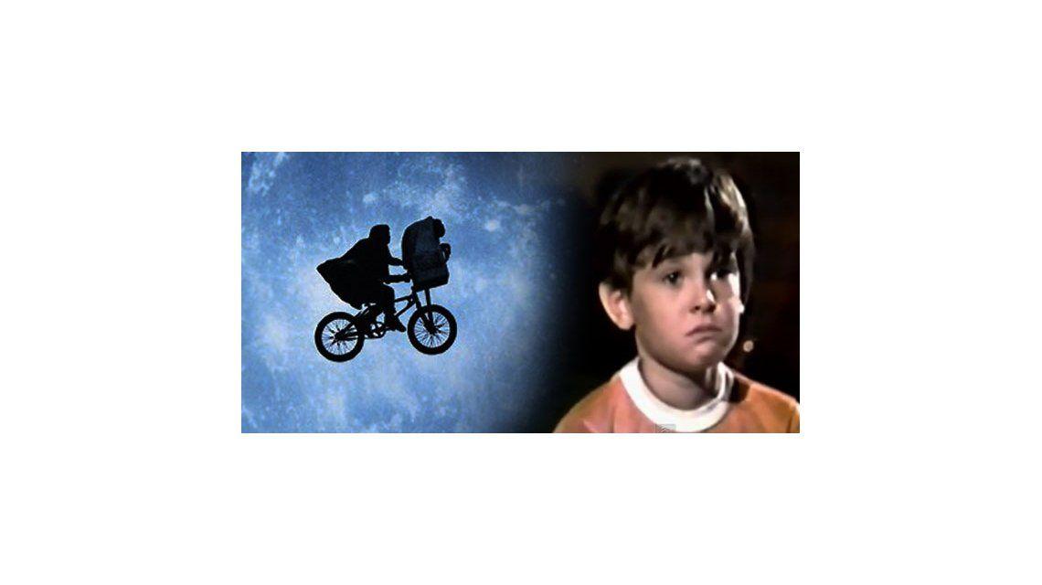 Treinta años después de su estreno se dio a conocer el casting del chico de E.T