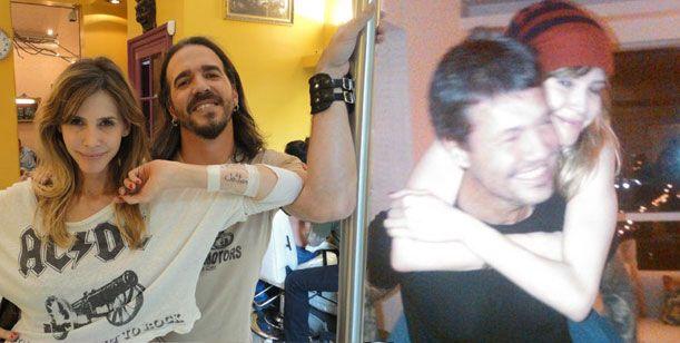 Guillermina Valdes y su tatoo: Prefiero soltar opiniones, es mucho para mí