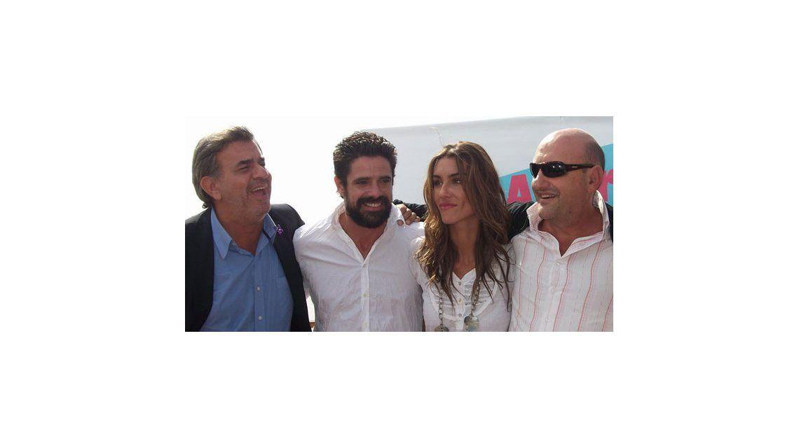 Luciano Castro lapidario: Cuando me vi actuar dije Me hubiera puesto un kiosko