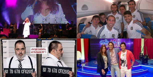 Twitter: La vuelta de Sandra Mihanovich, la Selección y otras noticias del sábado