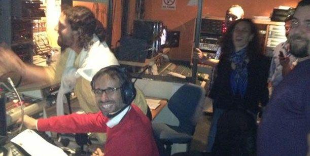 El back de Marley en la gala de La voz Argentina