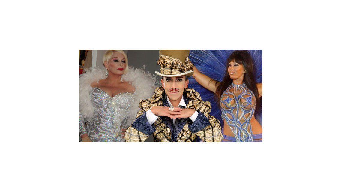 Aníbal Pachano tentado para sumarse a Escandalosas con Carmen y Moria