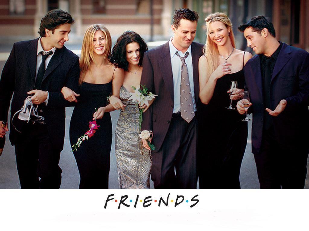 ¿Qué hacen los protagonistas de Friends hoy, mientras se espera la película?