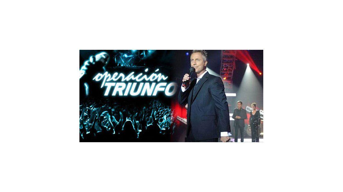 Operación Triunfo y La voz Argentina salen a enfrentar a Showmatch