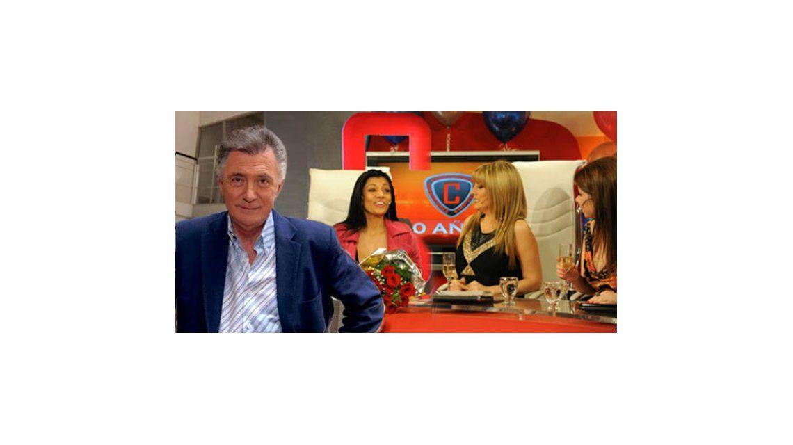 Lucho Avilés parece que se arrepintió y ahora no se retiraría de la televisión