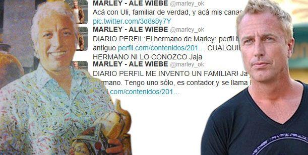 Insólito: Presentan al hermano de Marley pero el conductor dice No es mi hermano