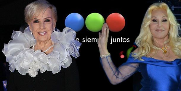 Exclusivo - Susana Giménez vs Mirtha Legrand:  Los especiales de la polémica