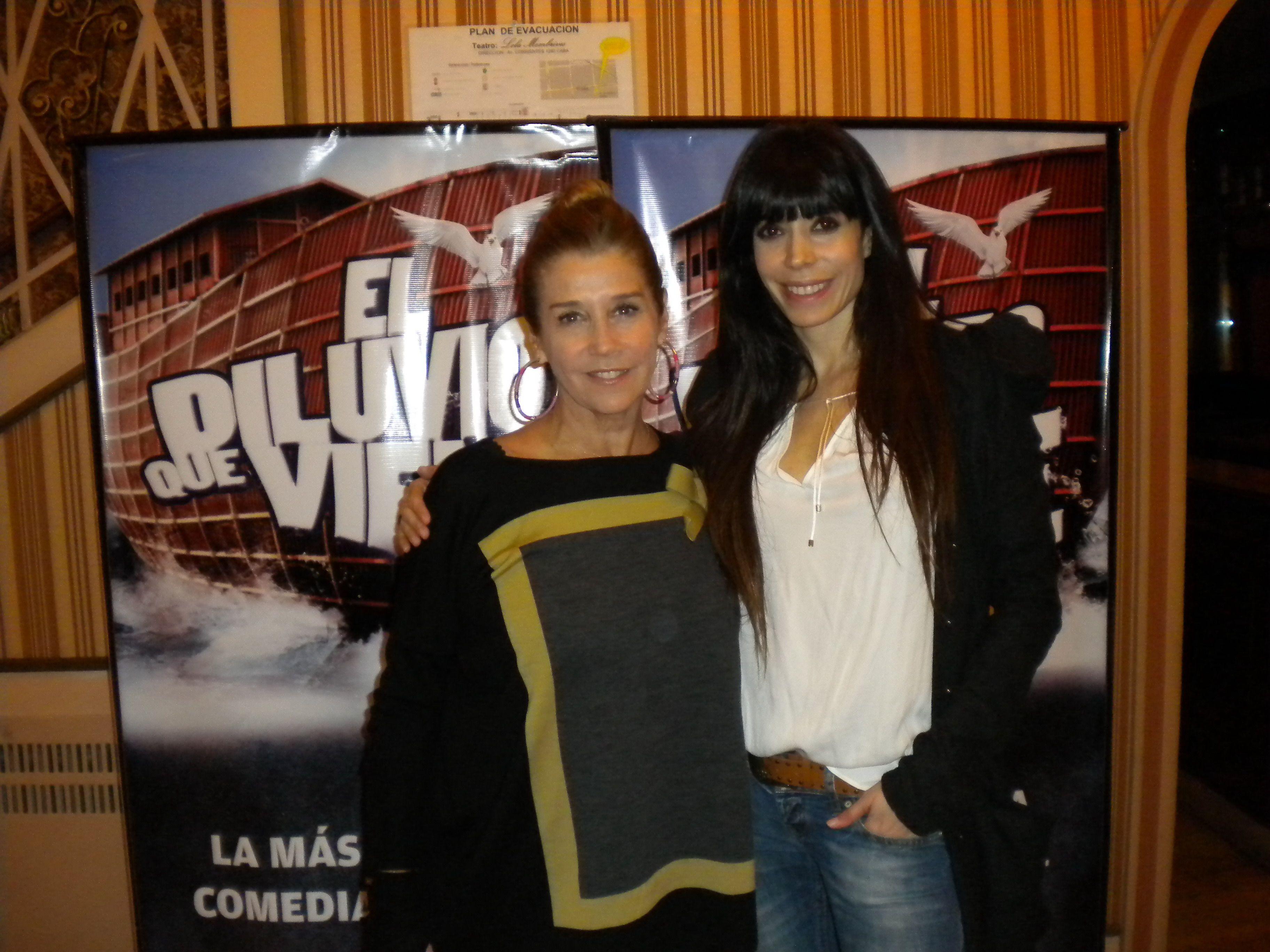 Famosos al teatro: Marcela Tinayre con Fidalgo; Iñaki Urlezaga fue a ver a Bossi