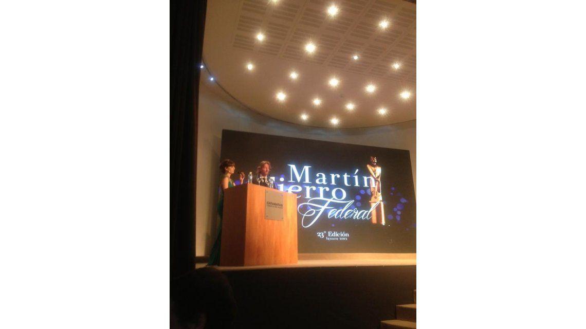 Martín Fierro Federal 2012 en Misiones: Todas las fotos y todo lo que pasó