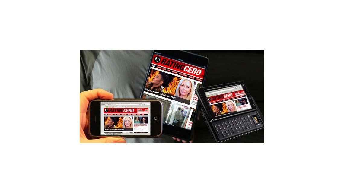 RatingCero.com no para de crecer: Ya salió nuestra versión para celulares