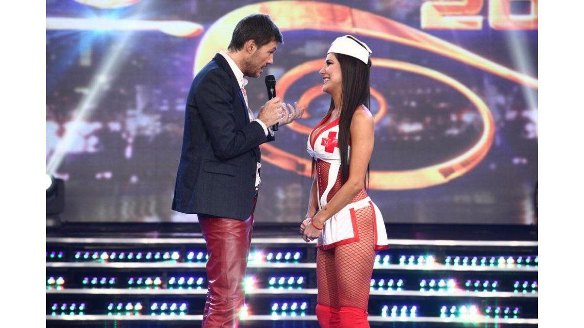 Las confesiones hot de Andrea Rincón: Me gustaría ser la amante de Tinelli
