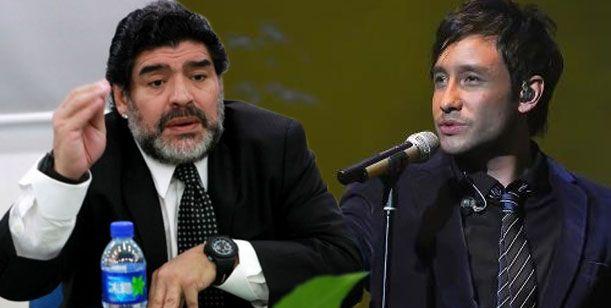 Luciano Pereyra, envuelto en la interna de los Maradona, por la paternidad del 10