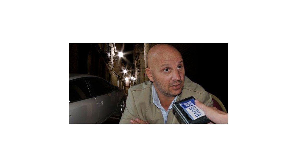 Exclusivo: Asaltaron anoche en violento robo al productor Manuel Navarrete