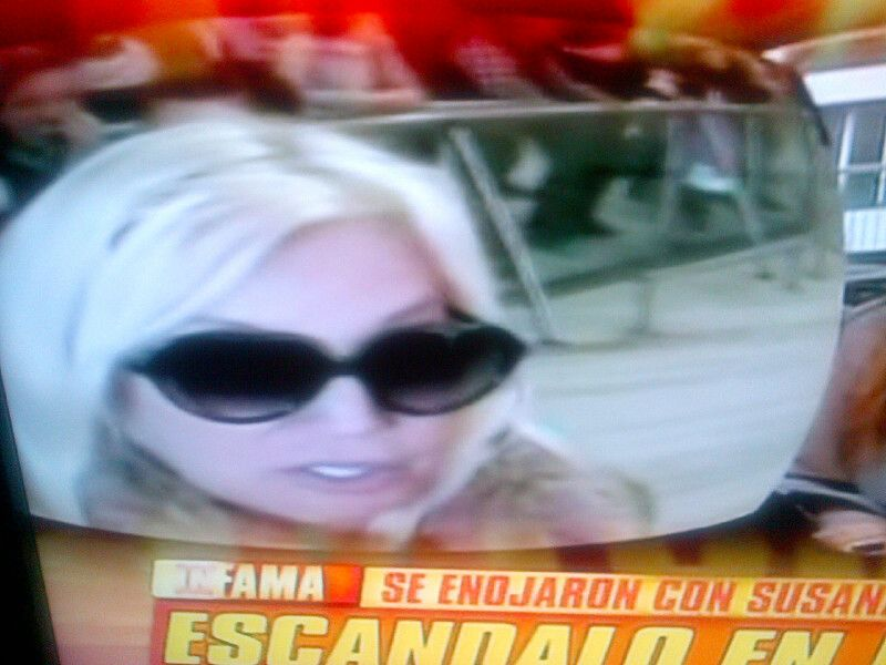 ¿Qué pasa con el pelo de Susana Giménez?