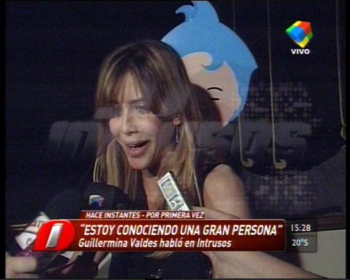 Guillermina Valdés: No hablé con Sebastián