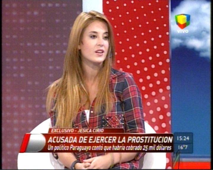Jésica Cirio: Siempre estuve con quien tuve ganas y no me pagaron nada a cambio