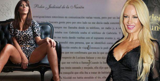 Exclusivo - El expediente de la Chica G: Vitale nombró a Luciana Salazar