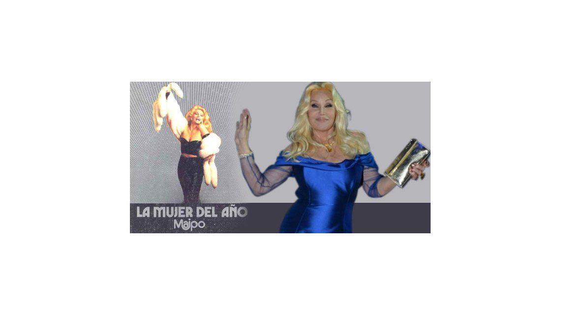 Susana Giménez ya tiene en sus manos la versión 2013 de La mujer del año