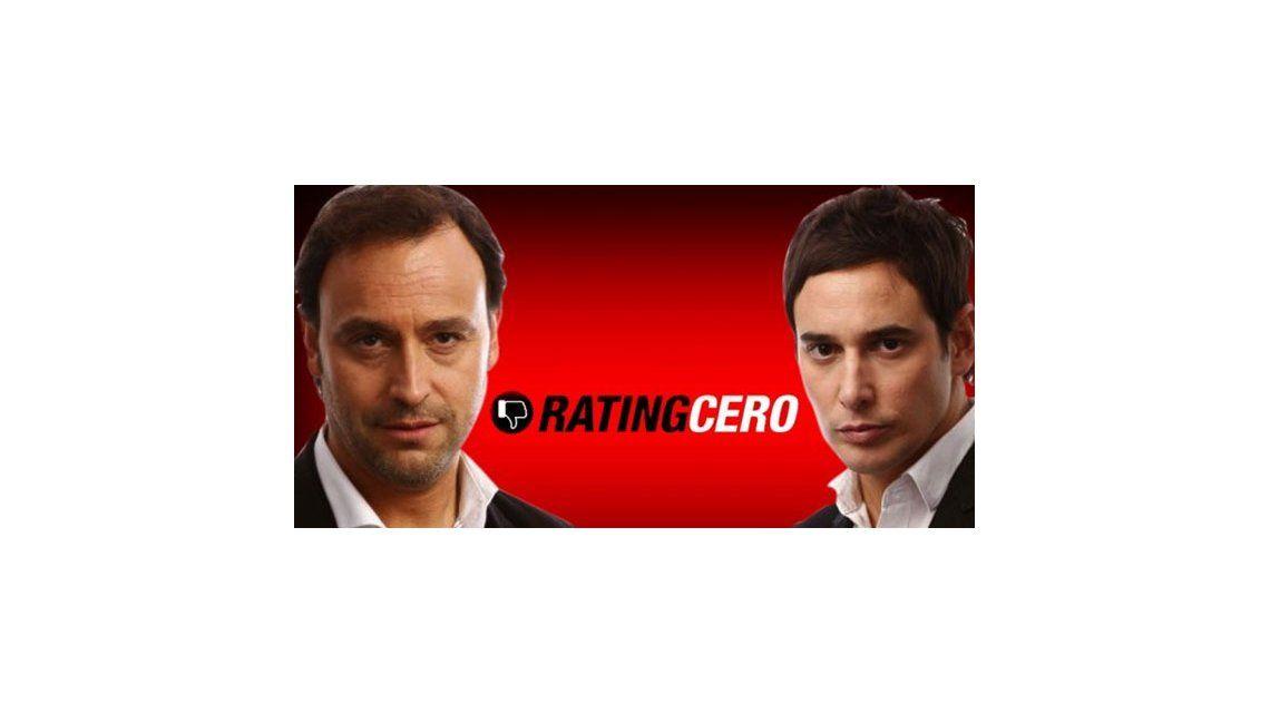 Gracias for Ratingcero espectaculos