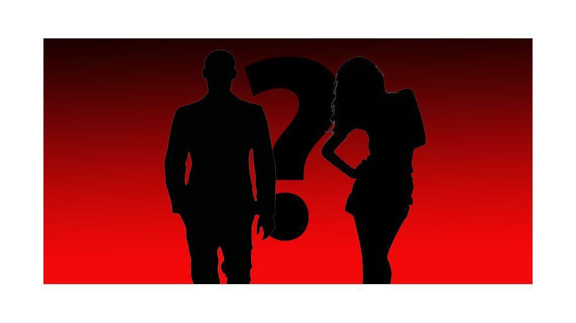 El encuentro secreto de un famoso y una modelo: infidelidad y pasión
