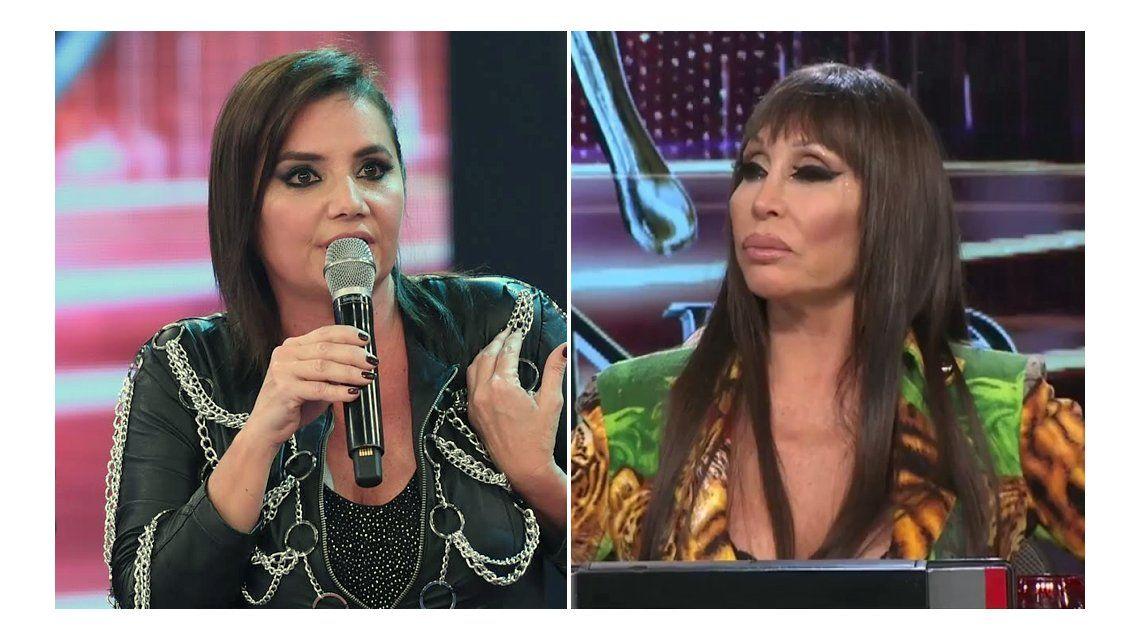Nancy Pazos vs. Moria Casán