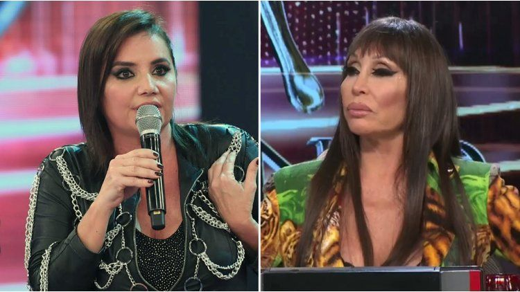 Nancy Pazos vs. Moria Casán