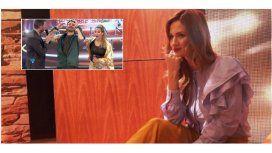 Paula habló sobre las escenas de Pedro Alfonso