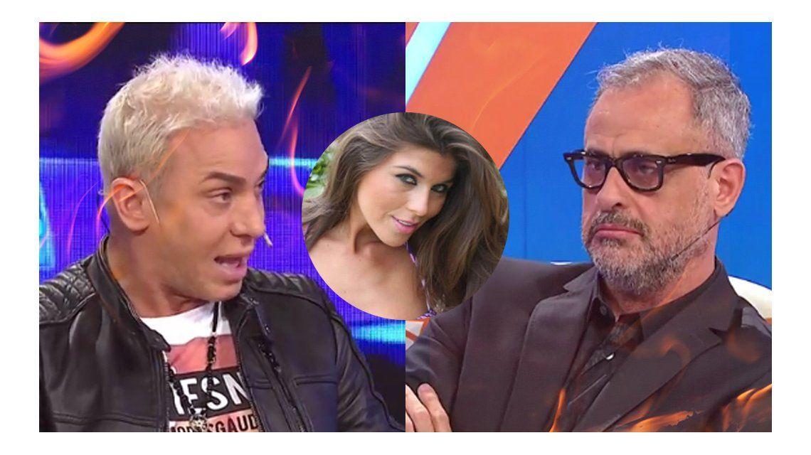 Flavio Mendoza vs. Loly Antoniale