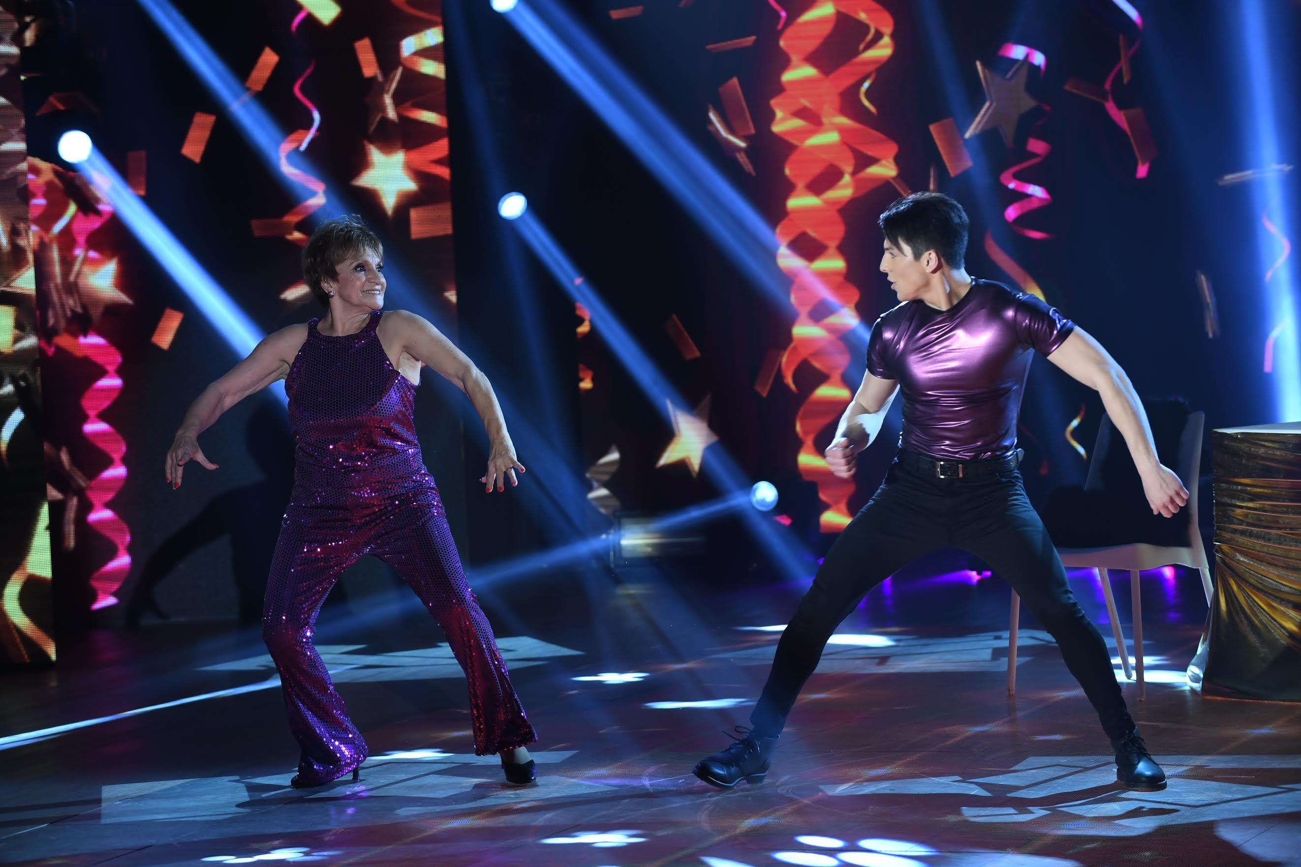 Consuelo Peppino y Agustín Reyero interpretaron La fiesta