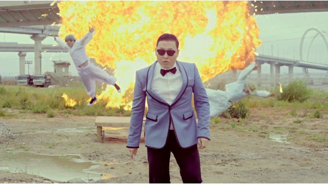 See you again de Wiz Khalifa superó al Gangman style en YouTube