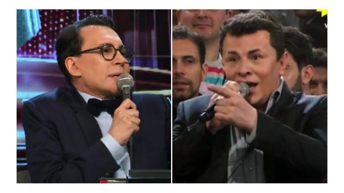 Fuerte discusión entre Marcelo Polino y el jefe de coaches, Hugo Ávila