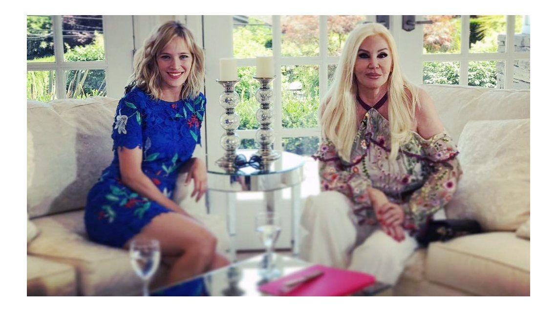 Luisana Lopilato reveló cómo luchó contra el cáncer de Noah