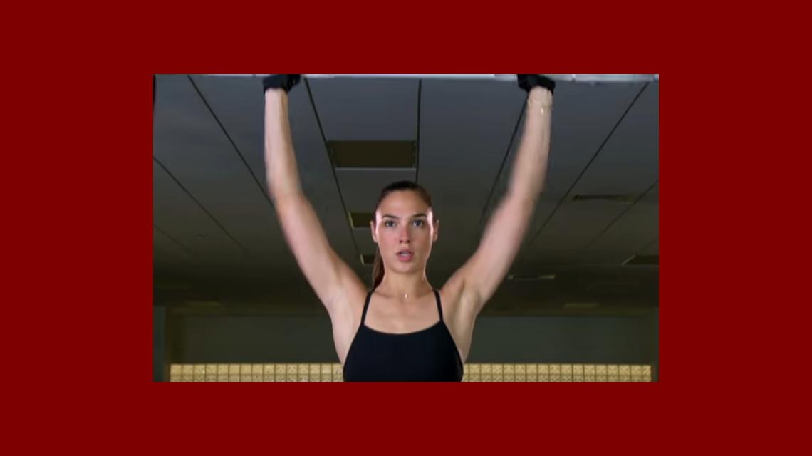 El video del exigente entrenamiento de Gal Gadot, la protagonista de Wonder Woman